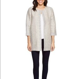Collection by Bobeau Abel Woven Jacket open front
